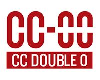 cc double o logo