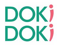 dokidoki logo